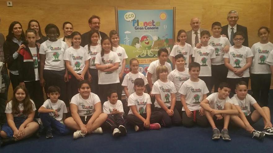 Presentación de la Feria de la Infancia y de la Juventud.
