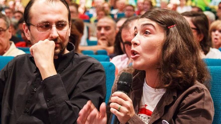 Magadalena Martínez Bode, candidata al Congreso por Unidad Popular-IU Verdes