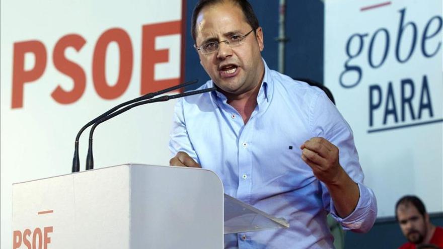 Luena asegura que el PSOE necesita un voto fuerte y mayoritario