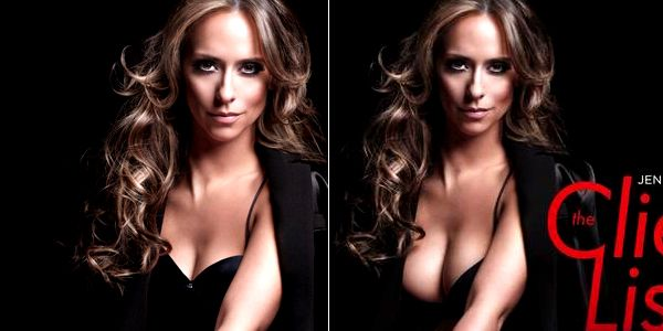 Jennifer Love Hewitt tetas boobs tits