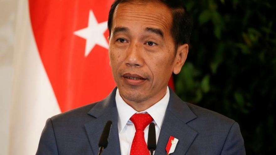 """El """"15M indonesio"""" mantiene la esperanza en la investidura del presidente Widodo"""