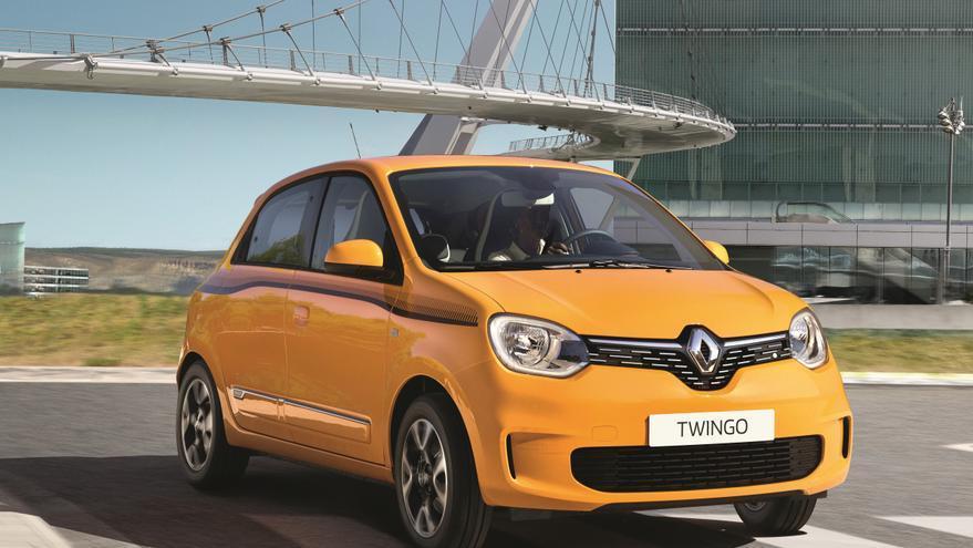 Renault Twingo vigente.