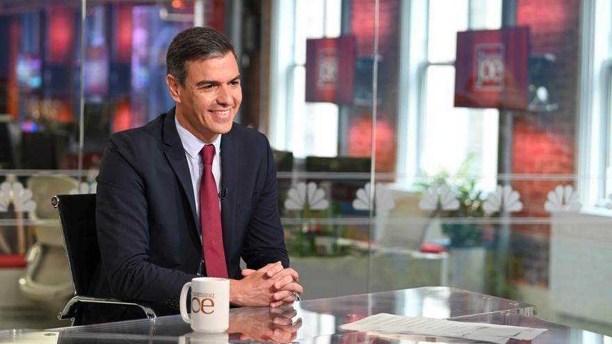 Sánchez suscita el interés de inversores de EE.UU. en ámbitos verde y digital