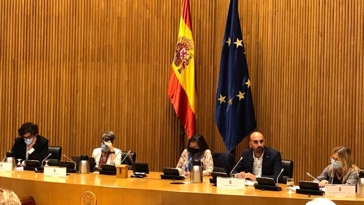 """El director de la AEXCID ha participado este lunes en """"La Cooperación Internacional para el Desarrollo: Propuestas para la Conferencia Sobre el Futuro de Europa""""."""