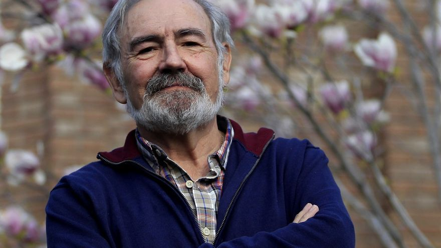 El presidente de la ONG Alianza por la Solidaridad, Juan Manuel Eguiagaray.