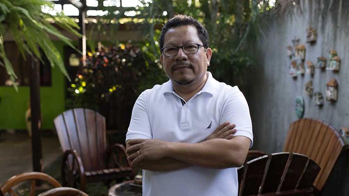 Miguel Mora, que también es periodista, es el quinto candidato detenido en Nicaragua