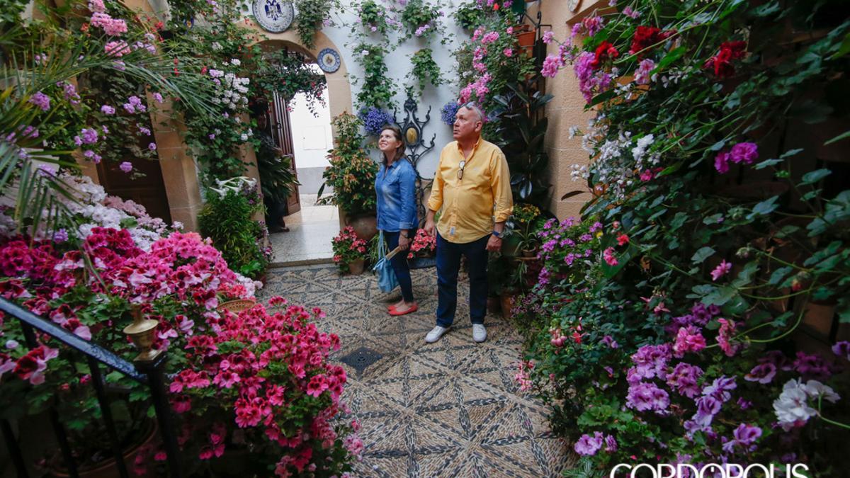 Casa-patio en Zarco, 13, de la ruta Santa Marina-San Agustín