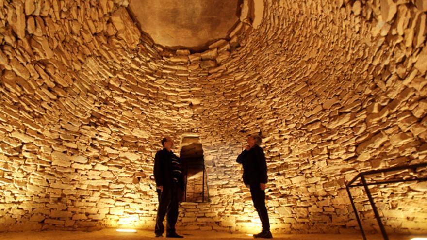 Los dólmenes de Antequera recibieron la distinción de la UNESCO en 2016.