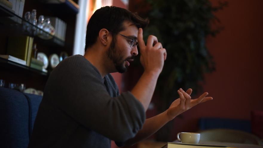 Jordi Pereyra, divulgador científico y autor de Respuestas sorprendentes a preguntas cotidianas.