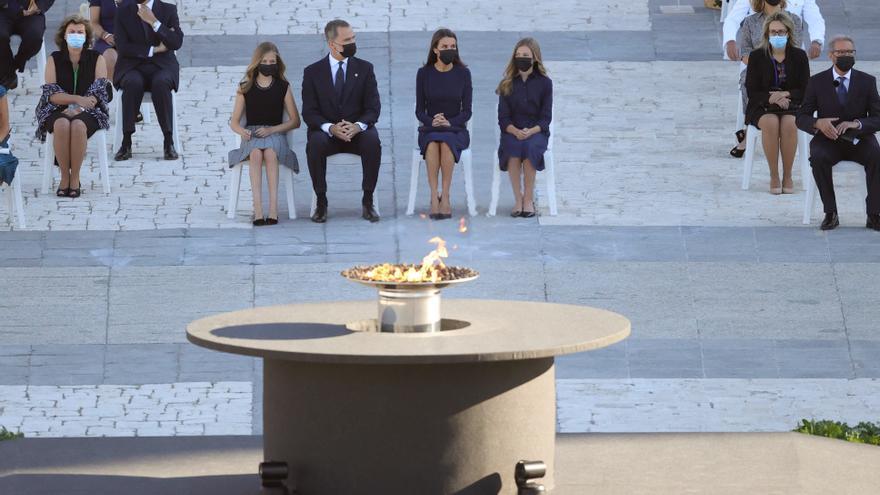 Todo listo para el homenaje de Estado a las víctimas del coronavirus