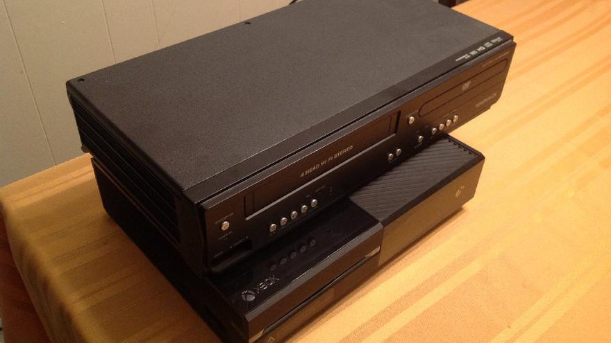 Xbox One es un VHS.jpg