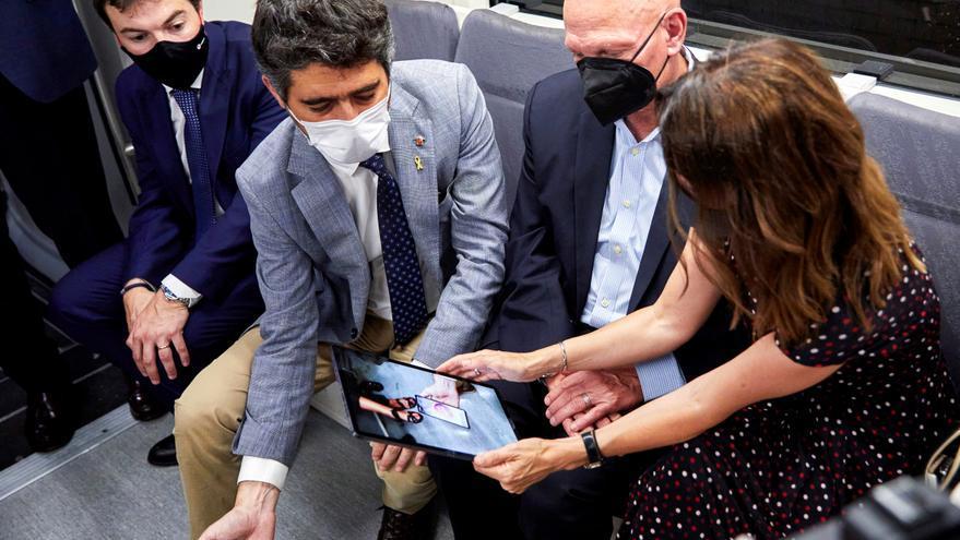 Cataluña inaugura el primer tramo ferroviario con cobertura 5G de Europa