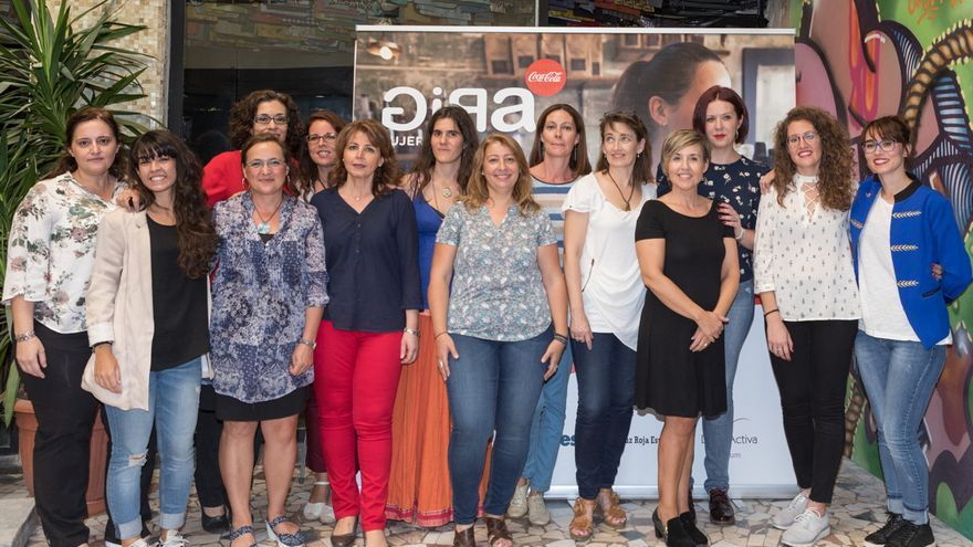 Nueve andaluzas, entre las diez finalistas del programa de emprendimiento Gira Mujeres Coca-Cola