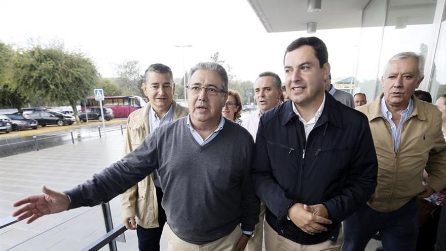 Zoido: El nuevo gobierno no es continuista y nace con voluntad negociadora