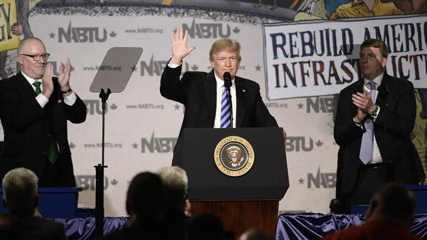 """Trump: El EI será """"destruido"""" y la lucha durará menos de lo esperado"""