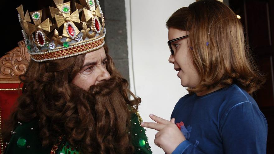 Imagen de los Reyes Magos.