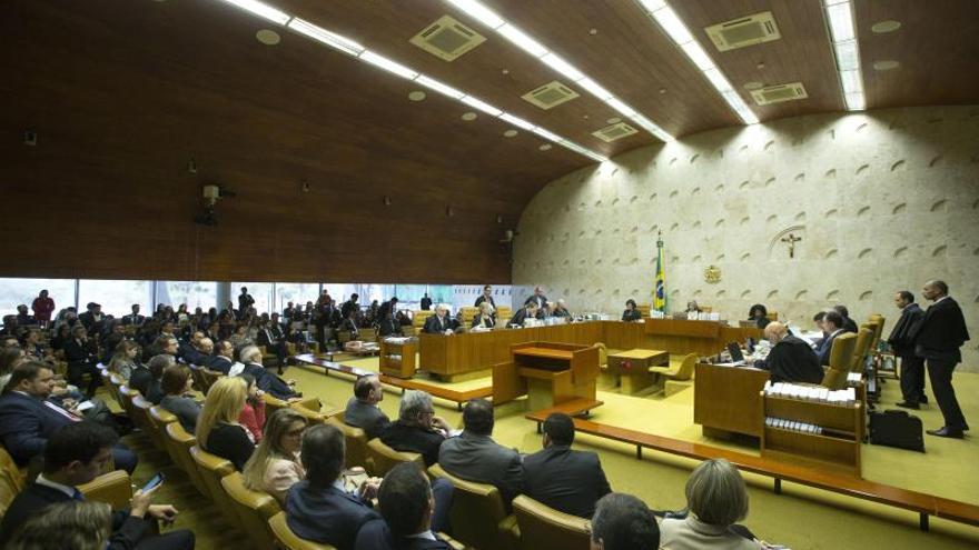 La Corte Suprema suspende un decreto de Bolsonaro criticado por los indios brasileños