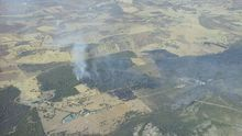 Desactivado el nivel 1 de emergencia en el incendio de Puertollano