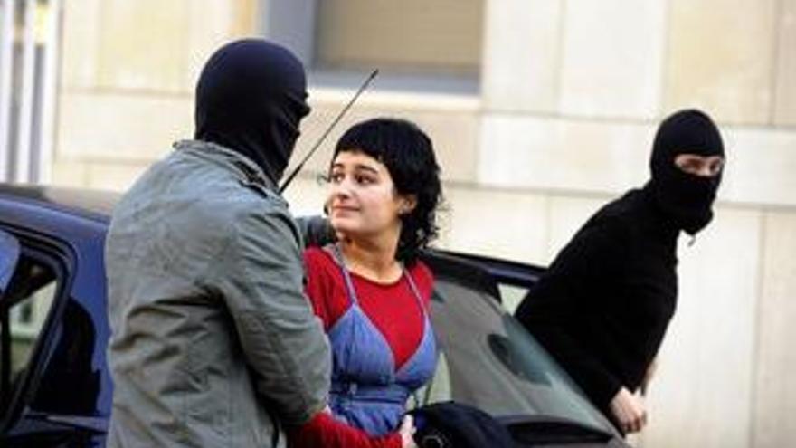 Prisión para otros 11 presuntos miembros de SEGI