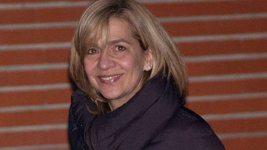 El Parlamento balear rechaza pedir la retirada del título de Duquesa de Palma a la Infanta Cristina