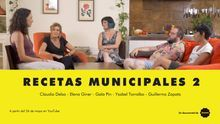 Cartel de Recetas Municipales 2