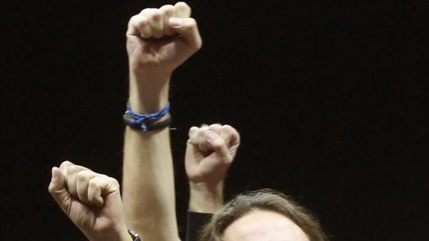 Iglesias: vamos a gobernar, nosotros sí, en serio