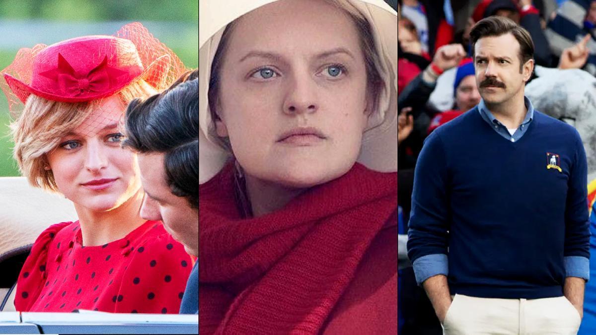 'The Crown', 'El cuento de la criada' y 'Ted Lasso', grandes favoritas en las nominaciones para los Premios Emmy 2021