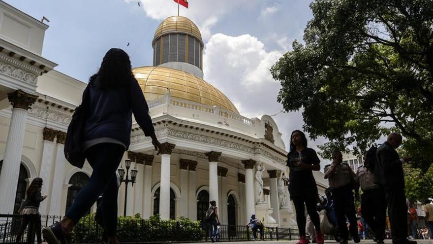 El Parlamento venezolano crea una comisión para proponer a nuevos jueces del Supremo