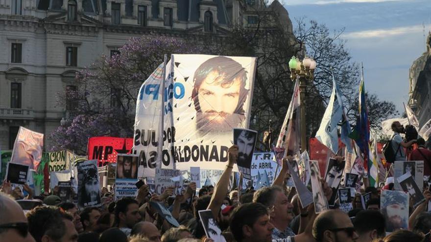 La CIDH niega haber enviado a un perito a Argentina para el caso Maldonado