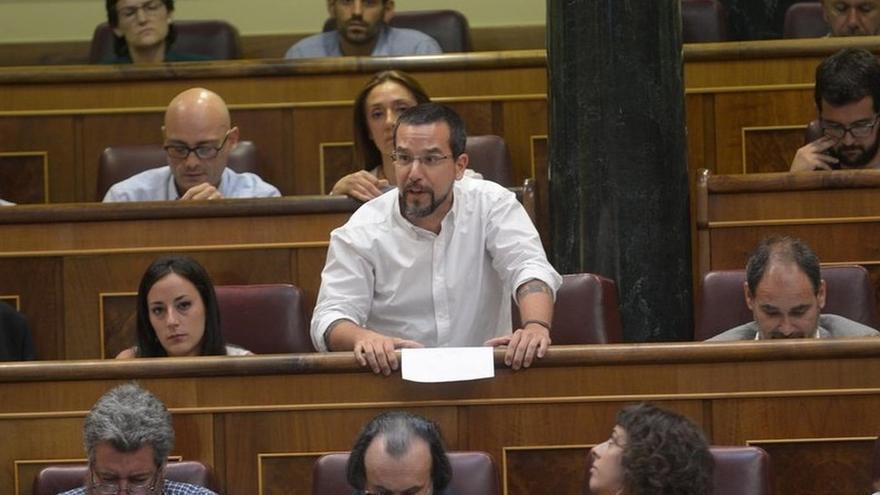 Unidos Podemos pide en el Congreso un plan especial de infraestructuras para Andalucía