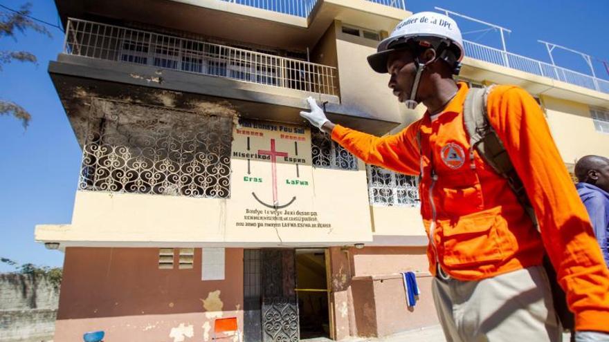 Un incendio en un orfanato irregular en Haití causa la muerte de 15 niños