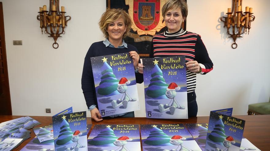 Camargo traslada el festival navideño al pabellón Pedro Velarde
