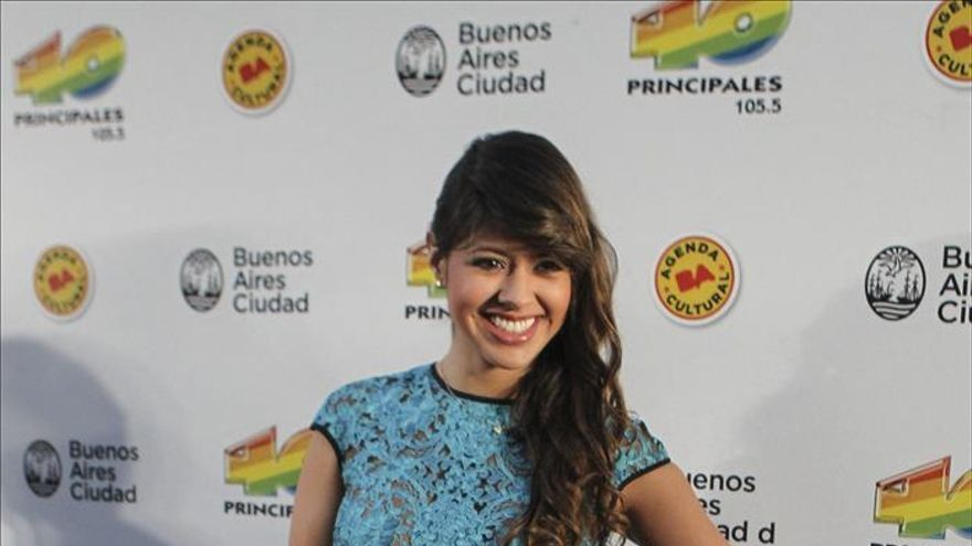 Los 40 principales premia a lo mejor de la música latina en Argentina