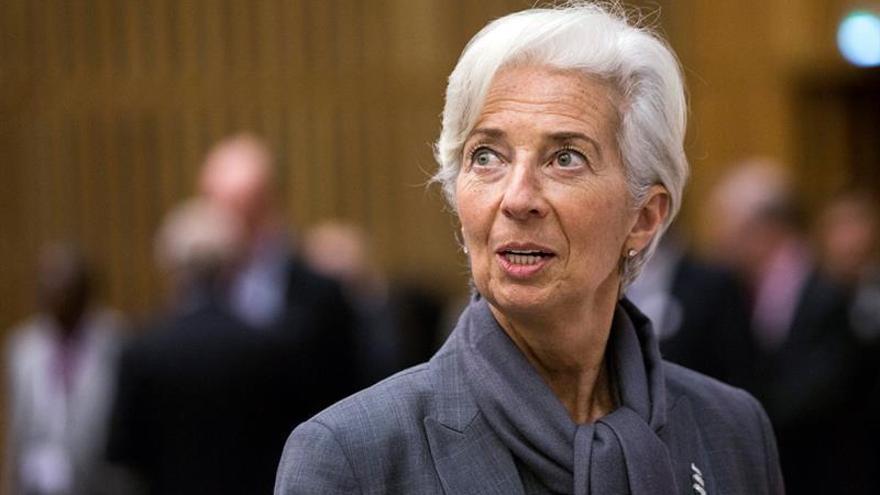 """El FMI rebaja el crecimiento de Italia """"a menos del 1 %"""" este año"""