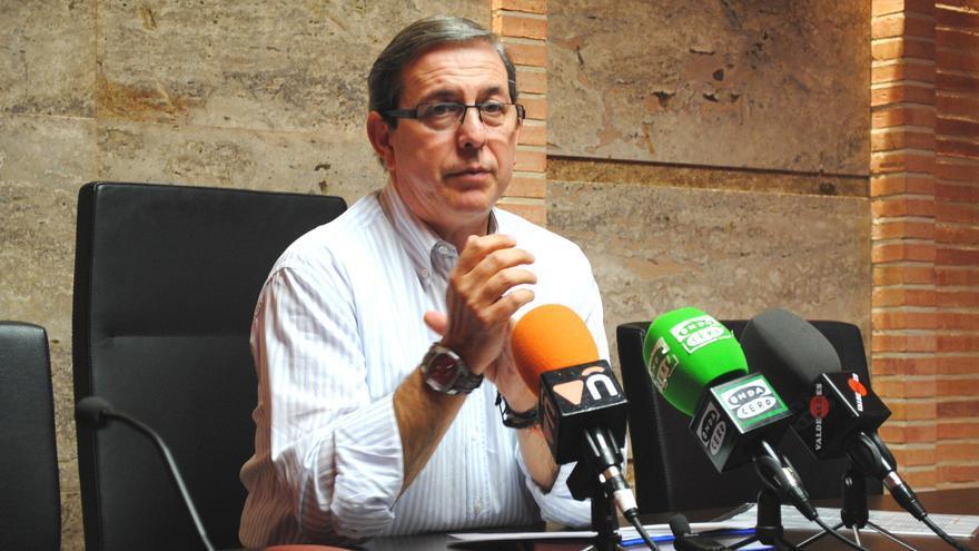 Manuel López Rodríguez, teniente alcalde de Cultura, Turismo y Comercio de Valdepeñas (Ciudad Real)