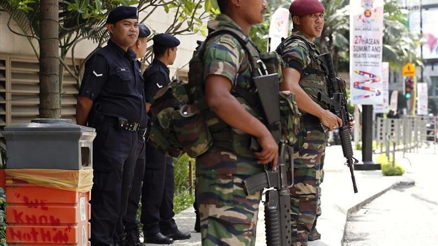 Malasia refuerza la seguridad por riesgo de atentado ante la cumbre de ASEAN