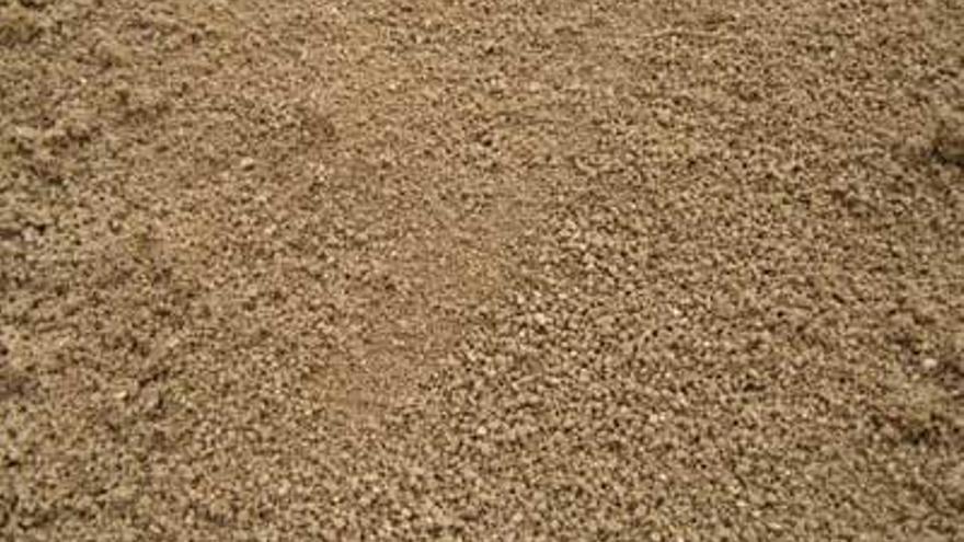 Jabre, el material extraído en la finca de Royanejos