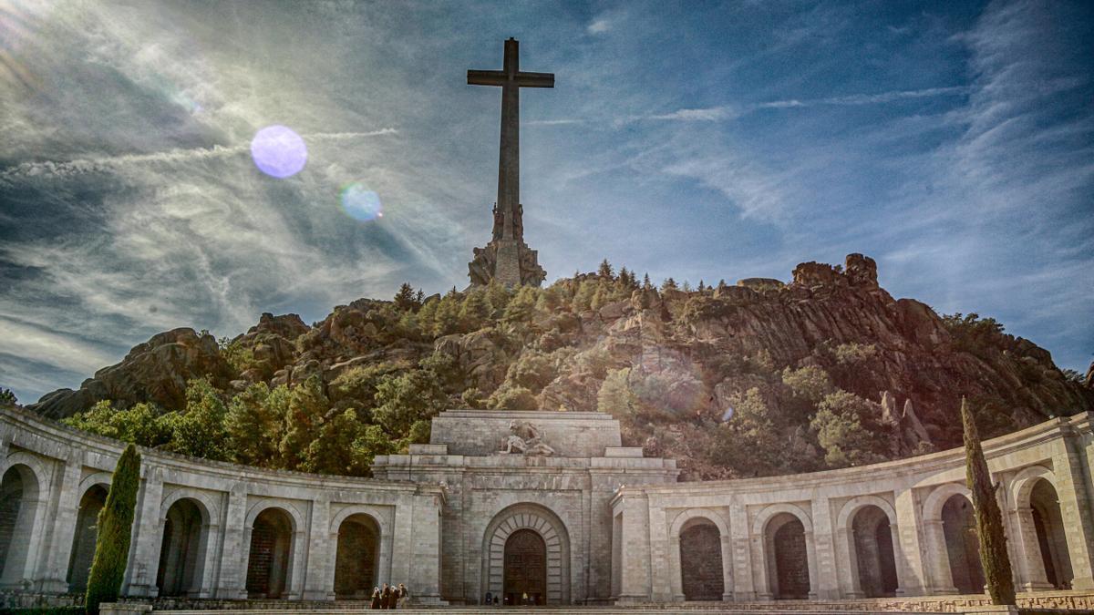 Archivo - Imagen del Valle de los Caídos