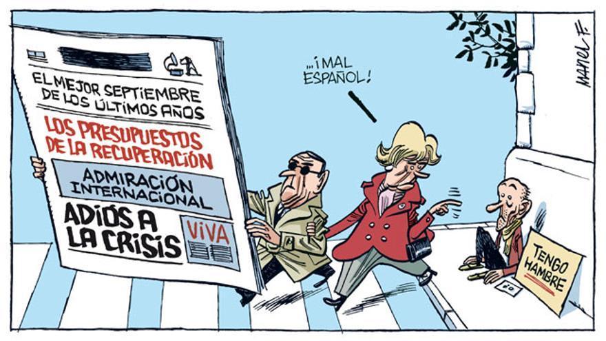Malos españoles