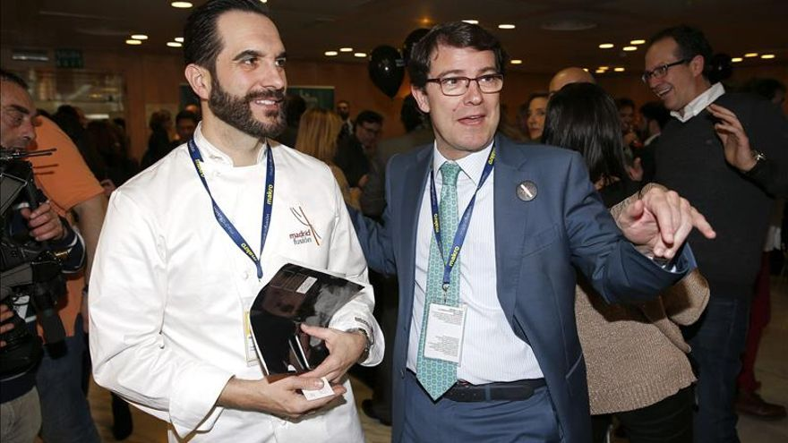 Salamanca apuesta en Madrid Fusión por la gastronomía como motor económico