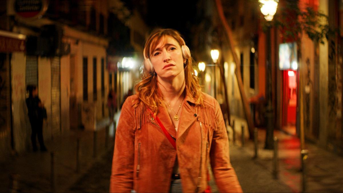 Abril Zamora en 'Todo lo otro', serie que dirige, escribe y protagoniza