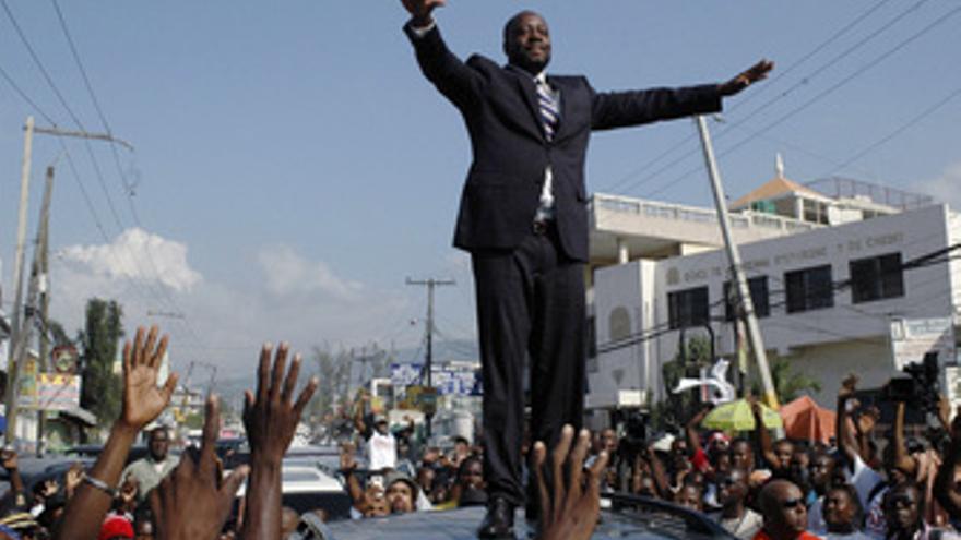 Wyclef Jean anuncia su candidatura a la presidencia de Haití