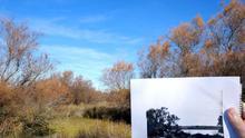 Laguna del Taraje. Era una laguna temporal de larga duración. Seca desde 2013