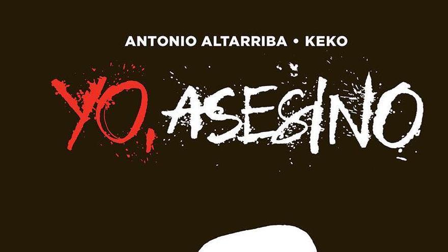 'Yo, asesino' es el retrato de un profesor de Historia del Arte en la Universidad del País Vasco que en sus ratos libres mata con ánimo artístico