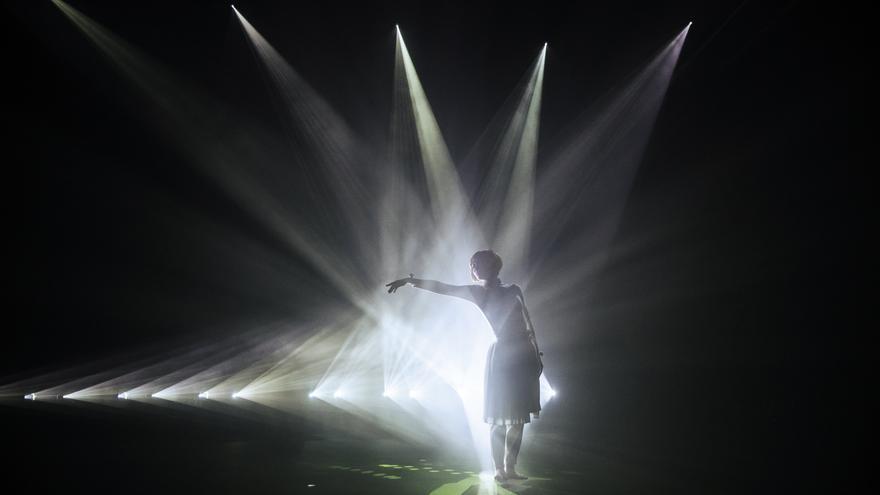 Daito Manabe estrena Phosphere en Sónar+D