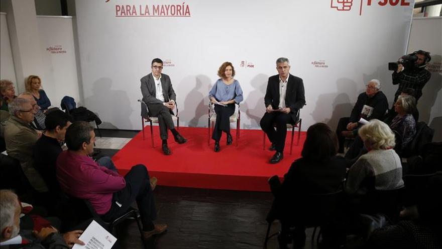 El PSOE propone que la Fiscalía paralice campañas publicitarias engañosas