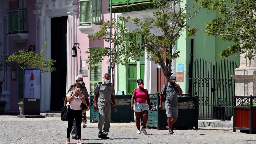 Cuba registra otros 1.186 casos de covid-19 y diez fallecidos