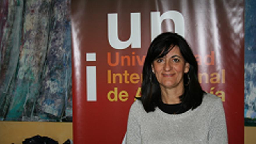 María Antonia Peña Guerrero.  UNIA