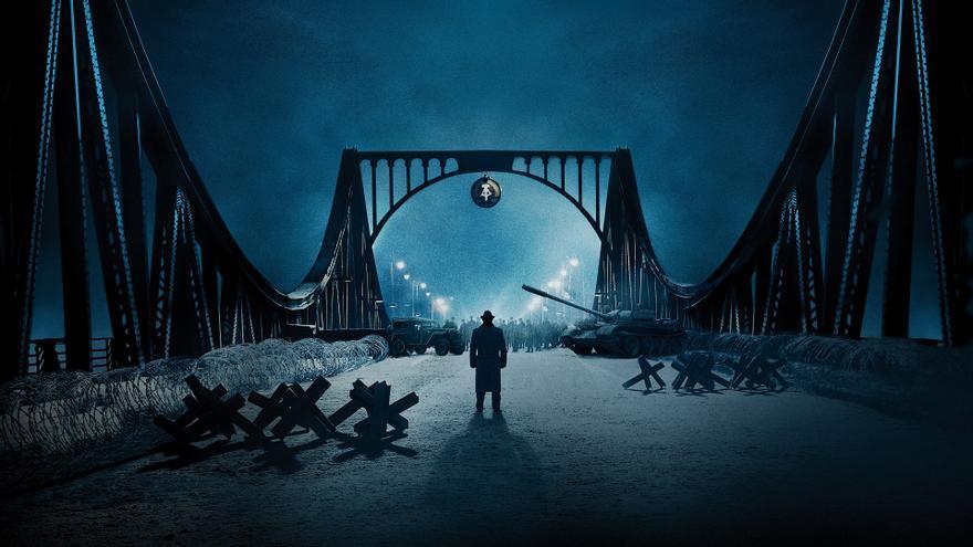 Fotograma de 'El puente de los espías', de Steven Spielberg.