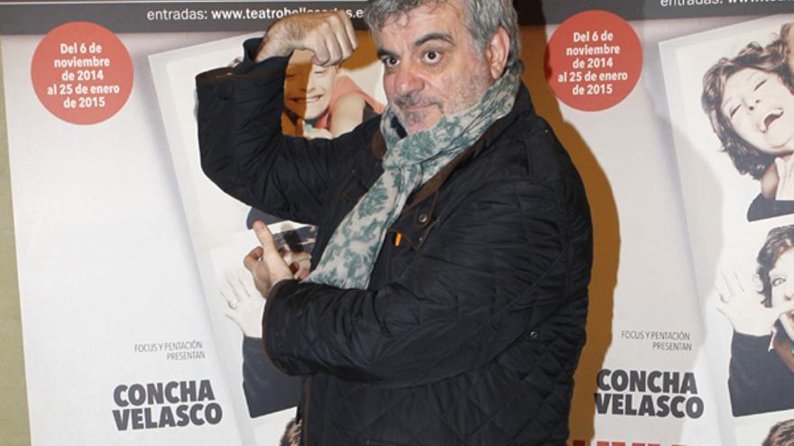 Millán Salcedo critica a José Mota por 'piratear' sus gags